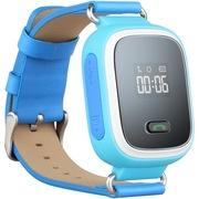 纽曼 嗨嗨兔K2蓝色 儿童电话手表智能穿戴手环 关爱小天才360度防护通话手表 GPS定位防丢追踪器