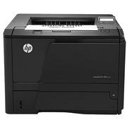 惠普  LaserJet Pro 400 M401N 黑白网络激光打印机