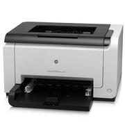 惠普  LaserJet Pro CP1025nw 彩色激光打印机