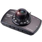 方正科技 C980 行车记录仪 1080P高清超广角 夜视补光 防碰瓷隐藏式一体机