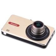 方正科技 C690 行车记录仪 1080p高清夜视超广角 停车监控迷你一体机