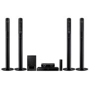 三星  HT-J5550WK 家庭影院 5.1声道3D蓝光无线音响 支持NFC/蓝牙电视音箱 黑色