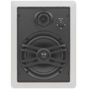 YAMAHA NS-IW470 家庭影院音箱 入墙嵌入式音箱(1对)白色
