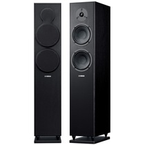 YAMAHA NS-F150 家庭影院音箱 落地式主音箱(1对)2分频/50W 黑色产品图片主图