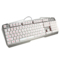 狼派 G13 虚空战舰战舰银 七色背光游戏键盘防水金属机械手感产品图片2