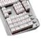 狼派 G13 虚空战舰战舰银 七色背光游戏键盘防水金属机械手感产品图片3