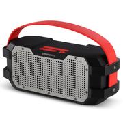 雅兰仕 S7 蓝牙音箱  2.1声道一体式低音炮 家居户外无线音响  炫酷黑