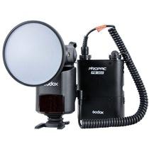 神牛 AD360黑 大功率外拍灯 机顶外拍两用闪光灯产品图片主图