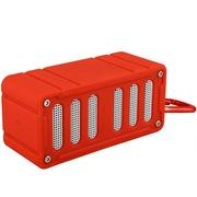 MIFA F6 无线蓝牙音箱4.0高保真便携防水手机音响插卡车载低音炮 高原红