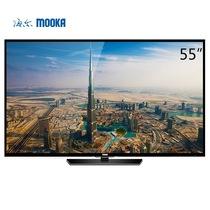 海尔 55A5 55英寸智能LED液晶电视(黑色)产品图片主图