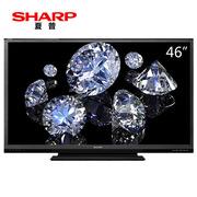 夏普 LCD-46LX450A 46英寸网络LED液晶电视(黑色)