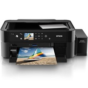 爱普生 L850 墨仓式 打印机一体机 (打印/复印/扫描)