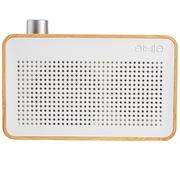 emie 电波 一键式操控 支持充电宝充电 便携迷你 无线蓝牙音箱 户外手机音箱