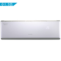 格力 KFR-32GW/(32583)FNAa-A2 1.5匹壁挂式冷静王II变频系列家用冷暖空调 (白色)产品图片主图
