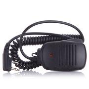 自由通 对讲机肩咪 适用于自由通和兼容所有建伍口(K头)对讲机