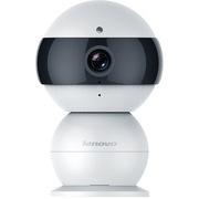 联想 看家宝Snowman 网络摄像头 高清夜视 无线wifi 远程安防监控摄像机 智能家居