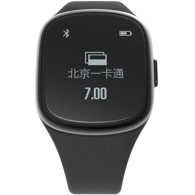 拉卡拉 ME19智能手表公交一卡通考拉手环 星夜黑 北京版产品图片4