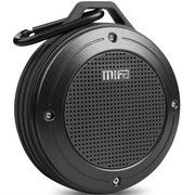 MIFA F10 户外便携式无线蓝牙音箱4.0低音炮免提通话迷你小音响IP56级防尘防水 金刚灰