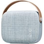 威发 Helsinki(赫尔辛基)蓝牙音响 便携式无线音响 家居纺织布艺便携式蓝牙无线音响 带NFC 雾蓝