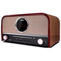 丽扬(neon) NE-1800 无线蓝牙、CD、收音一体机(棕色)产品图片主图