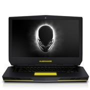 外星人 ALW15ED-3718 15.6英寸游戏本 (I7-6700HQ 16G 256G SSD+1T GTX970M 3G独显 WIN10)银