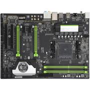 昂达 A88XU+魔剑版 (AMD A88X/Socket FM2+) 主板 双卡互联玩家优选