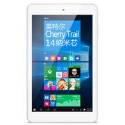 酷比魔方 iwork8旗舰版 8英寸平板电脑(intel Atom x5 正版Windows10 IPS屏 2G/32G eMMC存储)前白后白