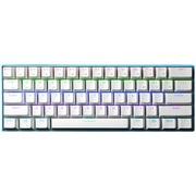 ROYAL KLUDGE 61蓝牙有线无线双模式机械键盘蓝色混光青轴
