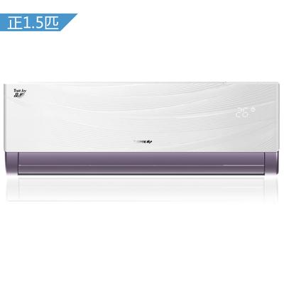 格力 KF-35GW/(35392)NhAa-3 1.5匹壁挂式品悦家用定频单冷空调(白色)产品图片1
