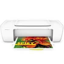 惠普 DeskJet 1112 彩色喷墨打印机产品图片主图