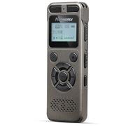 纽曼 RV29 8G 专业数字长时录音 超长待机 录音笔 锖色 电话录音 内存扩展 声控 监听 降噪 时间戳