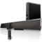 索爱 SA-C10 家庭影院回音壁音响电视音箱虚拟5.1无线蓝牙音箱 超重低音炮音箱 (黑色)产品图片1