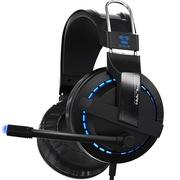 宜博 EHS937BKAA-IY H937游戏耳机 黑色