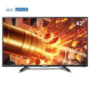 海尔 模卡(MOOKA) 42A6 42英寸 安卓智能网络窄边框全高清LED液晶电视