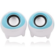 本手 CX7 音箱音响便携套装组合小对箱 白蓝