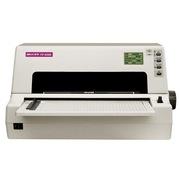 映美 FP-830K 高负荷票据快递单存折卡片发票 平推针式打印机