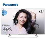 松下 TH-43CX500C 8核智能4K超高清 全金属边框液晶电视(白)