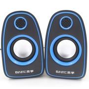 本手 Q5 音箱音响便携低音炮套装组合小对箱 蓝色
