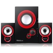 金正 SA-3305 多媒体音箱 (红色)