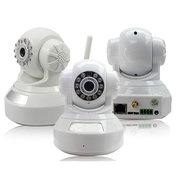 中本安防 ZB-IPD02 智能联动报警网络摄像机