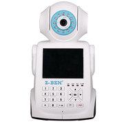 中本安防 ZB-NPC003 智能网络电话摄像机