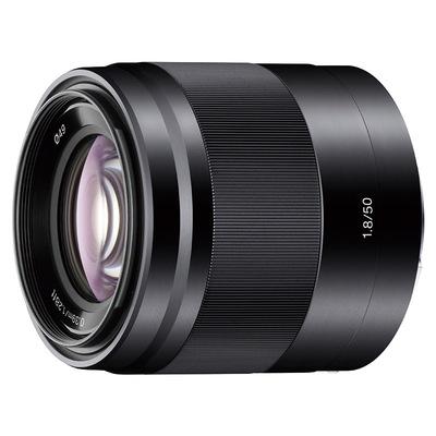索尼 ILCE-6000L 双镜头微单套装(16-50镜头+黑色50mm F1.8镜头) 黑色产品图片5