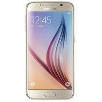 三星 Galaxy S6 32GB 全网通双卡公开版4G手机(双卡双待/铂光金)产品图片主图