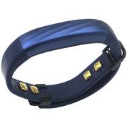 Jawbone UP3 蓝牙智能心率睡眠监测 运动健康手环 海军蓝色