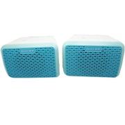 本手 S10 音箱音响便携套装组合小对箱 蓝色