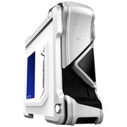 游戏悍将 变形金刚1雪装 机箱(30cm长显卡/16cm高CPU/水冷支持/双U3/电源下置)