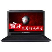 雷神 G170T-K1 17.3英寸游戏本(i7-6700HQ 16G 128G+1TB GTX960M 2G Win10 背光 FHD)黑