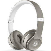 Beats Solo2 银色 头戴式耳机 - LUXE EDITION