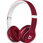 Beats Solo2 红色 头戴式耳机 - LUXE EDITION