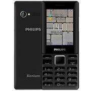 飞利浦 珍珠黑 E170 移动联通2G手机 双卡双待